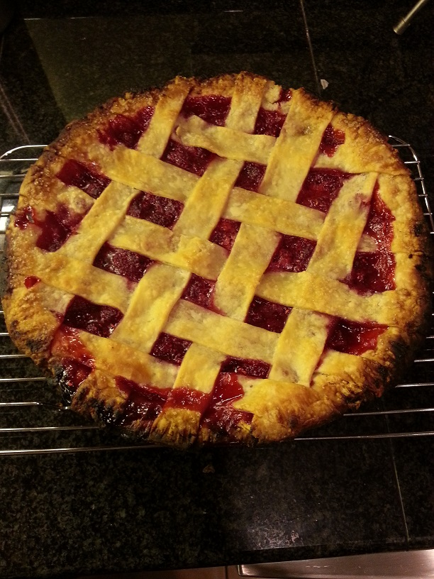 Per Julia Child, I Am Not Apologizing for this Crappy Pie