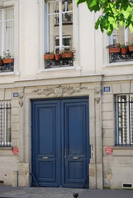 Julia's apartment