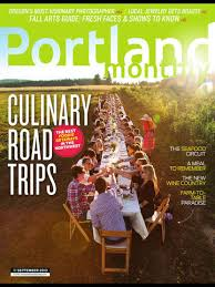 Portland Monthly Q & A