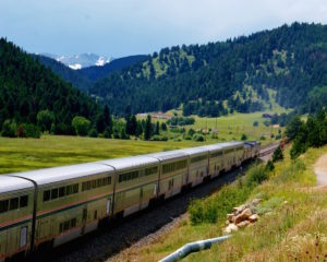 OPB's State of Wonder Interviews Karen Karbo About Her Amtrak Residency
