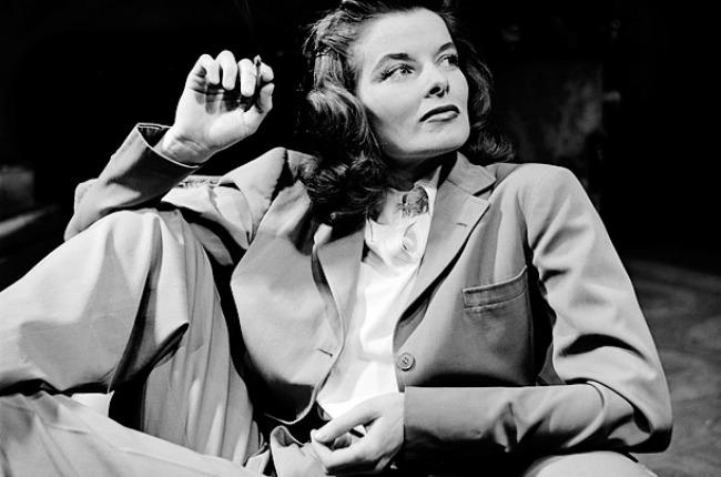 Katharine Hepburn: Irritable