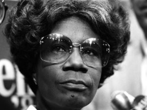 Shirley Chisholm: Groundbreaker