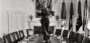 Betty Ford: Velvet Hammer