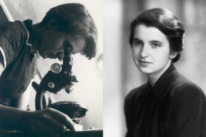 Rosalind Franklin: Secretive