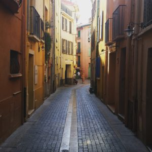 Return to the Tactile: Collioure, France