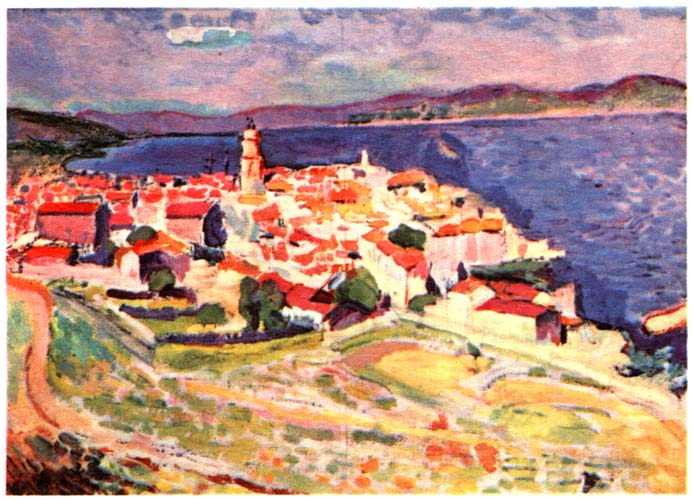 Matisse Paiting of france