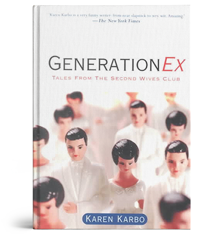 Book Cover: Generation Ex
