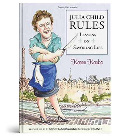 Book Cover: Julia Child Rules