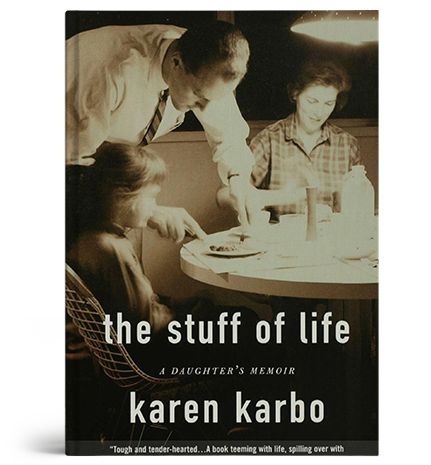Book Cover: The stuff of life