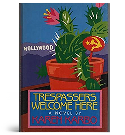 Book Cover: Trespassers Welcome