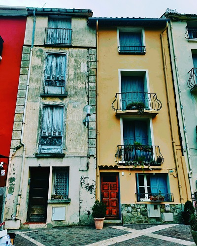 The Ugliest House on the Most Beautiful Street in Collioure